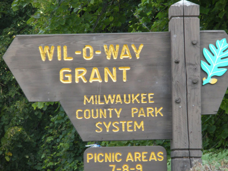 Wil-O-Way Grant Sign